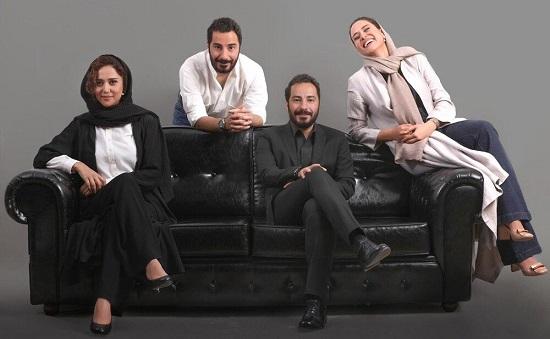 چهارمین همکاری نوید محمدزاده و پریناز ایزدیار