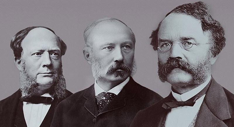 تاریخچه پیدایش شرکت بزرگ زیمنس – برادران زیمنس چطور شروع کردند؟