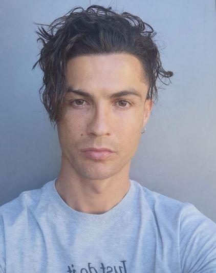 غافلگیری طرفداران رونالدو از مدل موی جدیدش در اینستاگرام