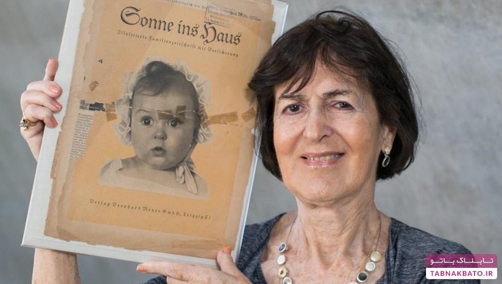 چهره کودکی کا نازیها آن را تحسین کردند