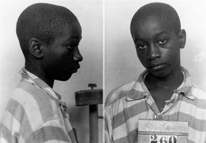 پسربچه سیاهپوست که بیگناه با صندلی برقی اعدام شد+ تصاویر