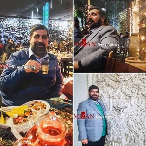 تصاویر تازه منتشرشده از قاضی منصوری