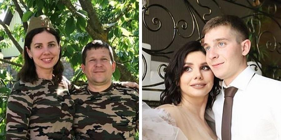 ازدواج اینفلوئنسر ۳۵ ساله روس با پسر ۲۰ ساله همسر سابقش!