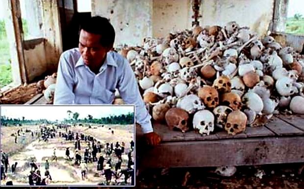 سیاستمداری که یک سوم مردمش را کشت