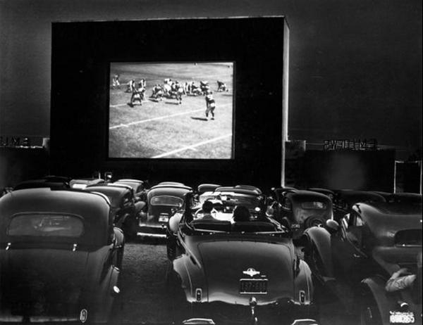 سینما ماشین در آمریکا سوژه نشنال جئوگرافیک