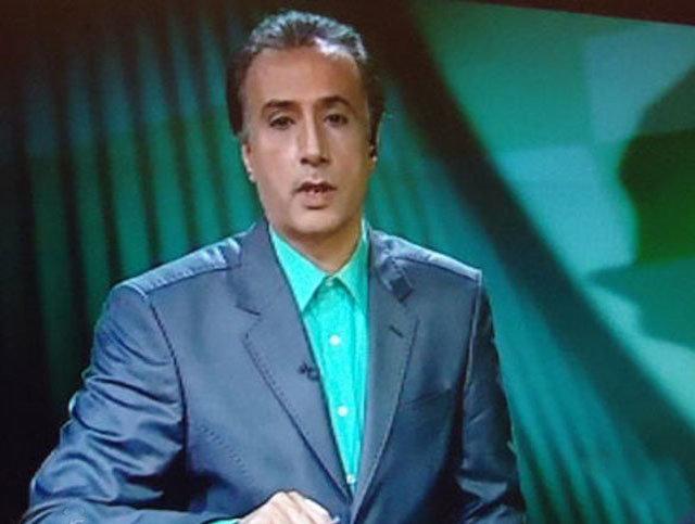محمد رضا حیاتی مجری خبر آسیا نیوز شد