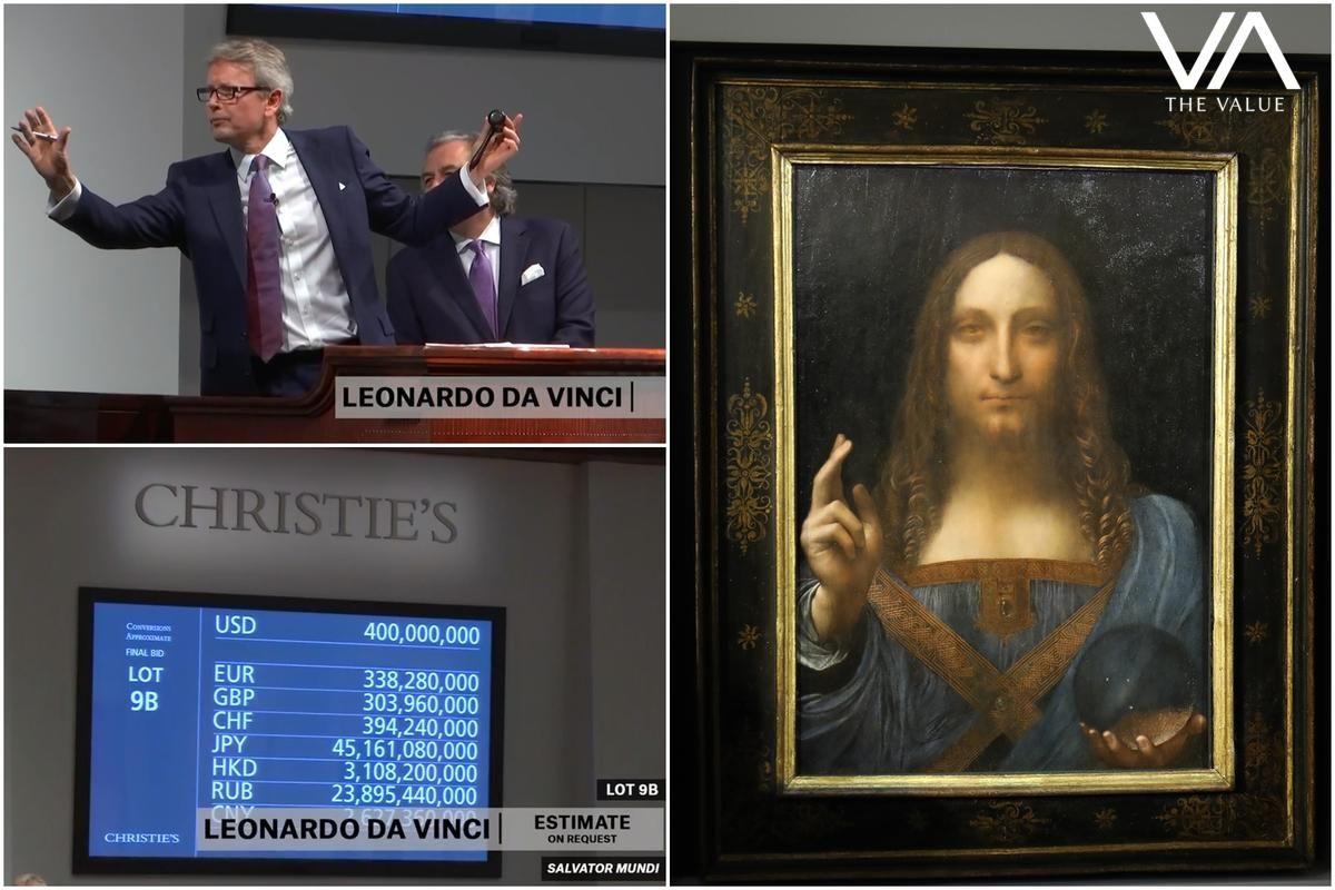 نمایشی که اسرار گرانترین نقاشی جهان را فاش میکند