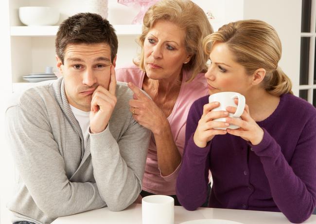 با شوهرانِ مامانی چه کنیم