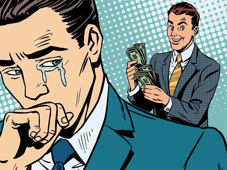 چگونه حسرت پول دیگران را نخوریم؟