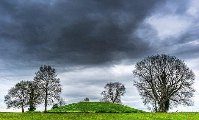 کشف معبد عجیبی از عصر آهن که در زیر زمین مدفون مانده