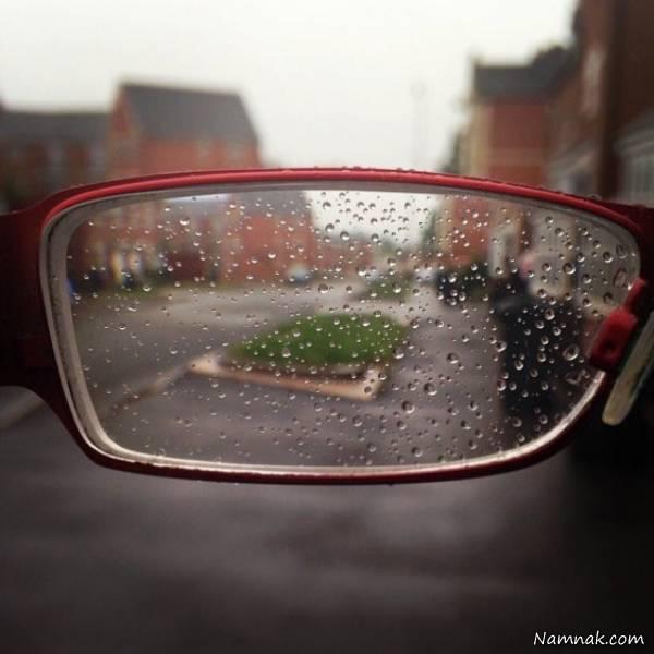 مشکلات جالب و خنده دار برای عینکی ها