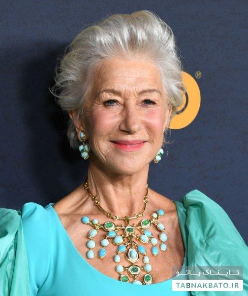 زیبایی و سادگی جواهرات زیبای بازیگر ۷۵ ساله