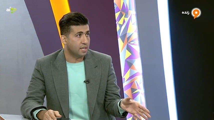 مجری جنجالی شبکه ورزش به تلویزیون بازگشت+عکس
