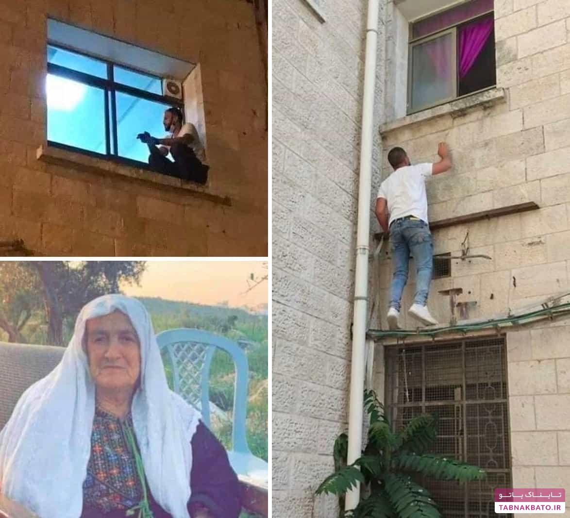ماجرای خبرساز  پسر فلسطینی و مادر کرونایی