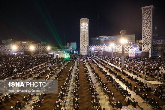 شام غریبان حسینی