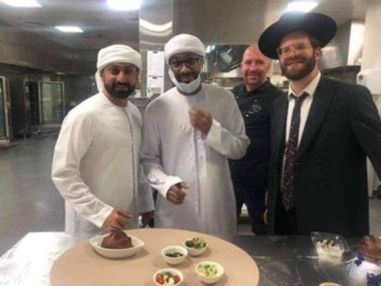 افتتاح اولین رستوران یهودی در ابوظبی +عکس