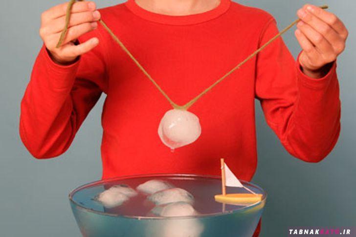 هشت آزمایش علمی آسان که میتوانید با کودکان خود انجام دهید