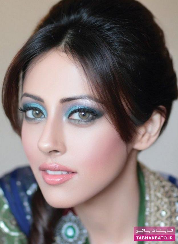 شباهت بازیگدر زن ایرانی به مدل پاکستانی از دیدگاه یک مجله خارجی