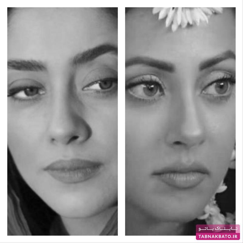 شباهت بازیگر  زن ایرانی به مدل پاکستانی از دیدگاه یک مجله خارجی