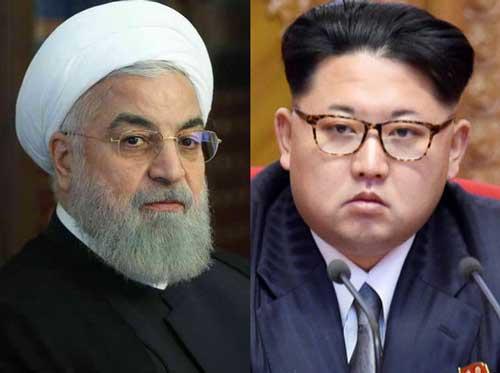 روحانی برای «کیم جونگ اون» آرزوی سلامتی کرد+عکس