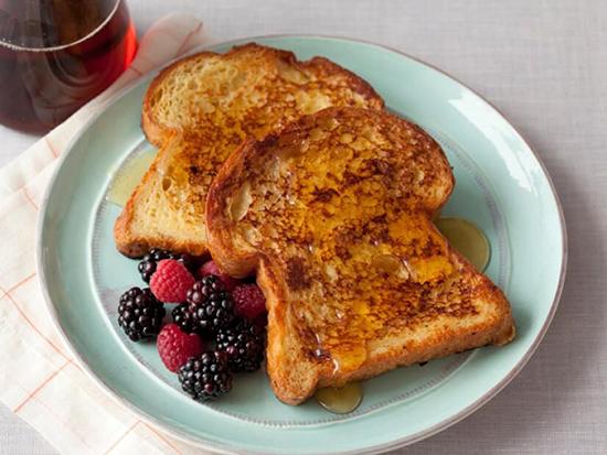 طرز تهیه فرنچ تست فرانسوی؛ صبحانهای بینظیر
