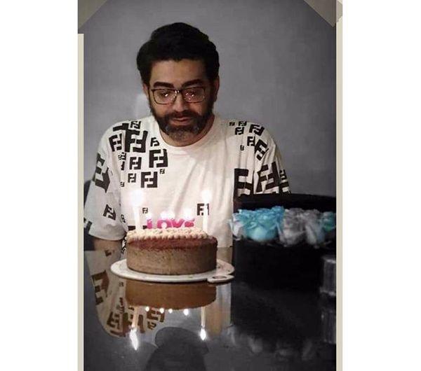 تولد ۴۶سالگی فرزاد حسنی + عکس