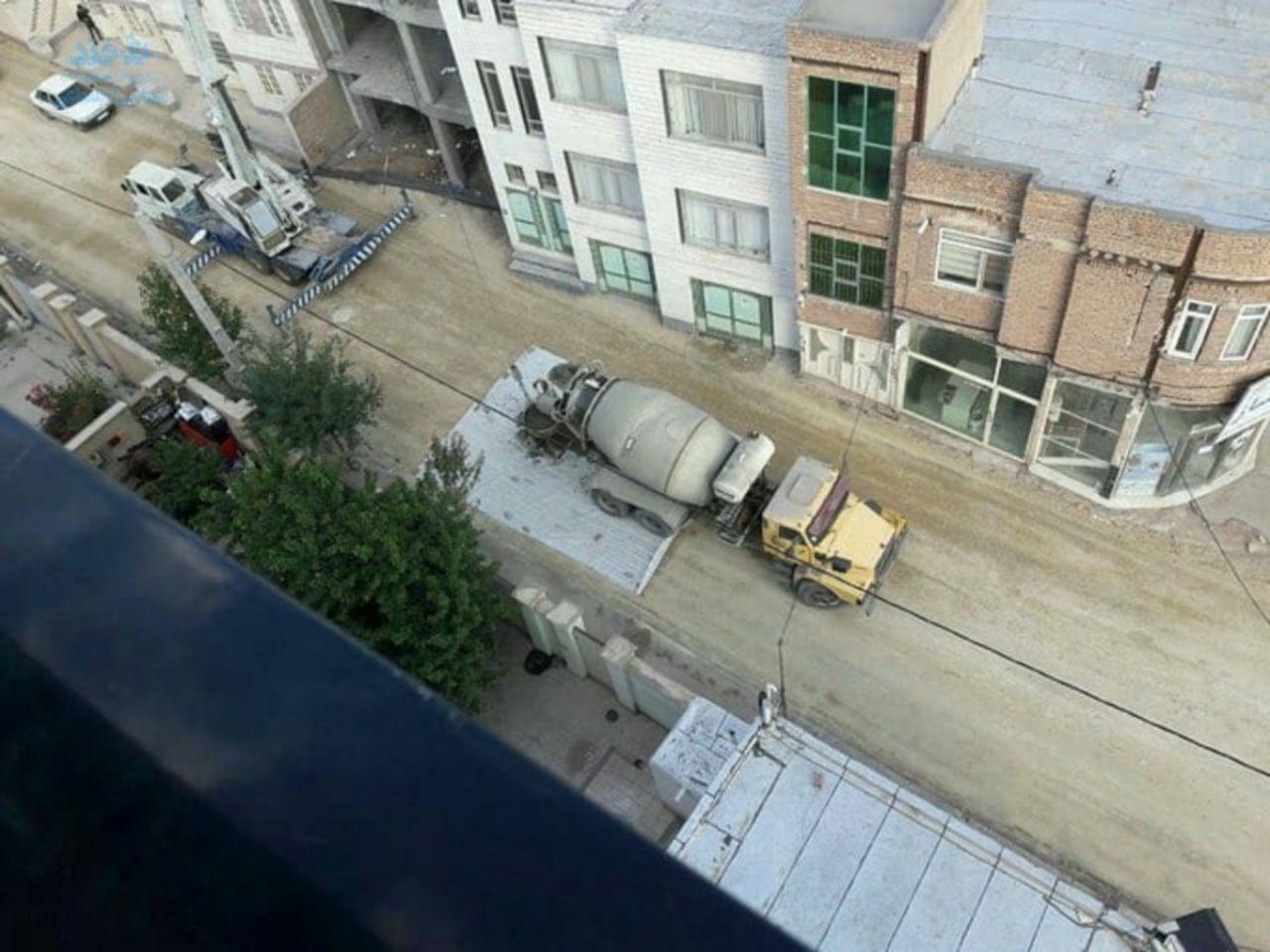 اقدام جالب شهروند اردبیلی سوژه خبری شد +عکس