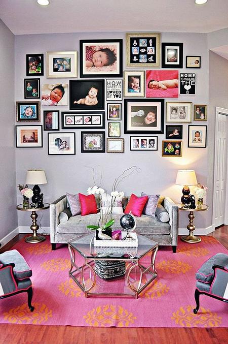 اگر خانه کوچک دارید، با نور و رنگ بزرگش کنید!