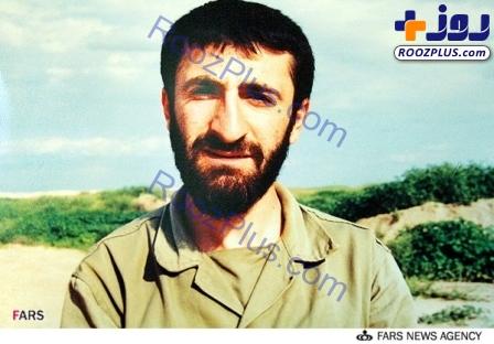 تصاویری از حضور مهران رجبی در جبهه