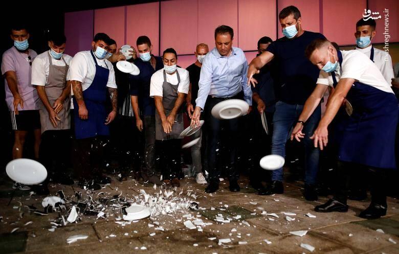 خشم رستورانداران تل آویو از نتانیاهو+عکس