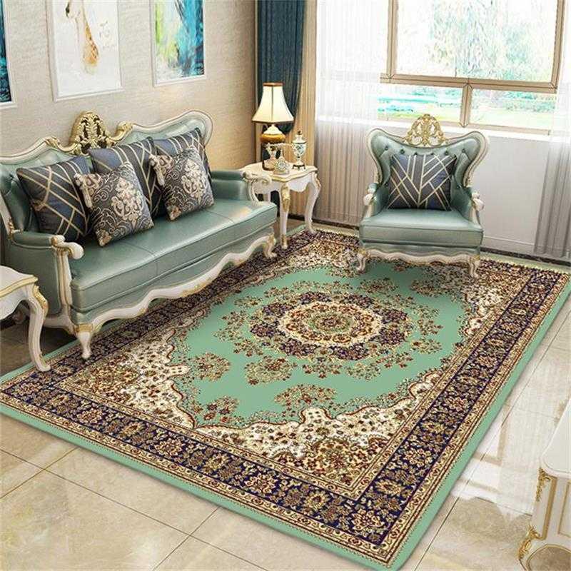 فرش سالن پذیرایی؛ کلیدیترین عنصر خانه