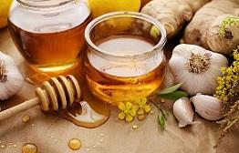 مزایای مصرف 7روز سیر و عسل با معده خالی
