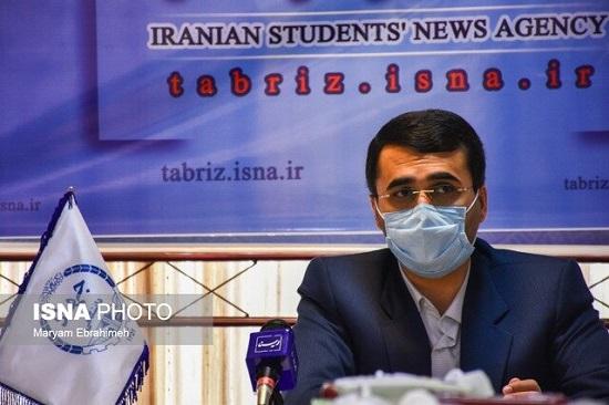 قرنطینه خانگی نماینده مردم تبریز+عکس
