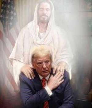 واکنش ایران به ادعای ترامپ درباره ارتباط با خدا +عکس