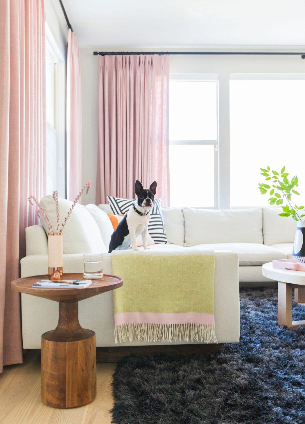 راهکارهای ست کردن پرده و فرش در دکوراسیون منزل
