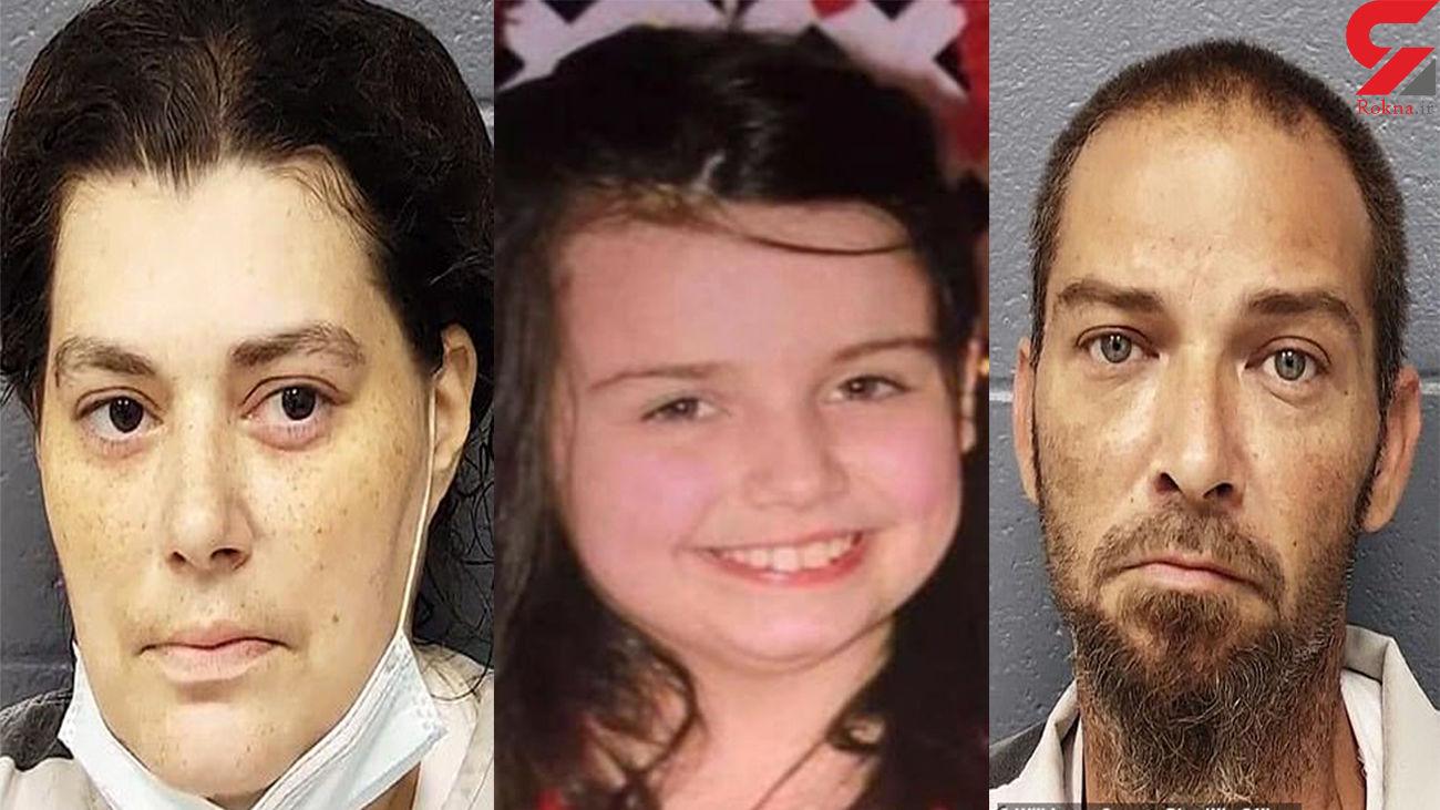 شپشها دختر ۱۲ ساله را کشتند +عکس