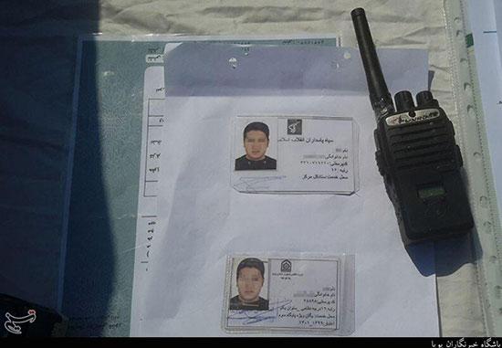 اخاذی پلیس قلابی از زنان تهرانی +عکس