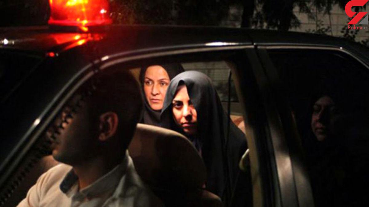 اولین قاتل زن زنجیرهای در ایران +عکس