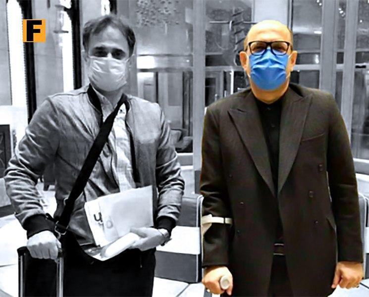 ماجرای بازجویی شبانه از مدیرعامل استقلال در فرودگاه با کیف جادویی +عکس