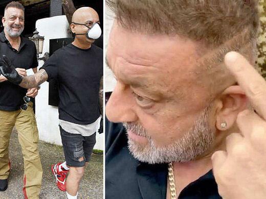 ستاره سینمای هند با سرطان مبارزه میکند