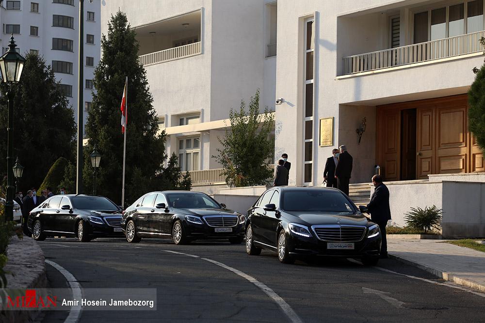 خودروی اروپاییها در تهران +عکس