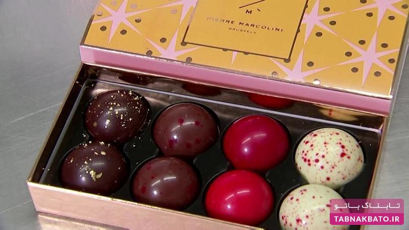 چه کسی بهترین شکلاتهای جهان را درست میکند؟
