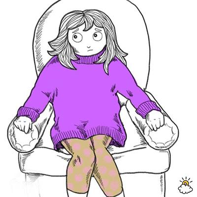 شخصیت شناسی بر اساس طرز نشستن