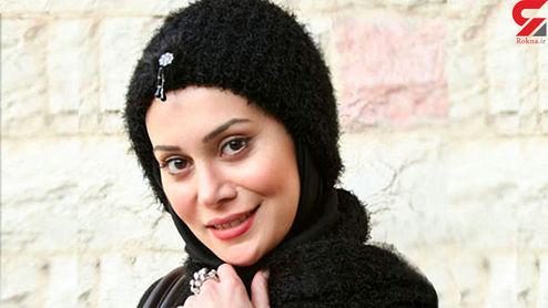 بازیگر زن ایرانی طلاق گرفت