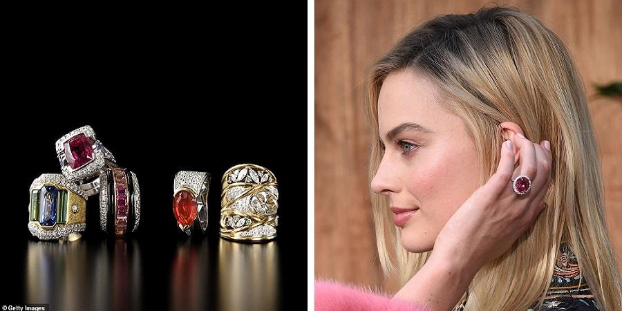 جواهرات شکلاتی آبنباتی؛ الماس های رنگی ترند جدید دنیای جواهرات