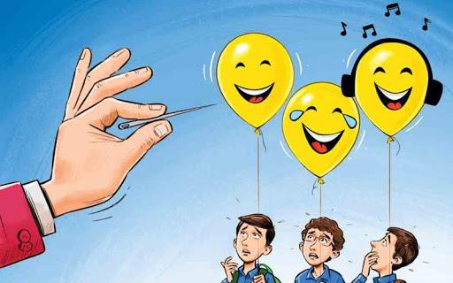 چه عواملی لبخند ایرانیان را کمرنگ کرده است؟