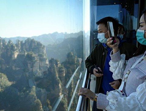 بلندترین و خیره کننده ترین آسانسور جهان