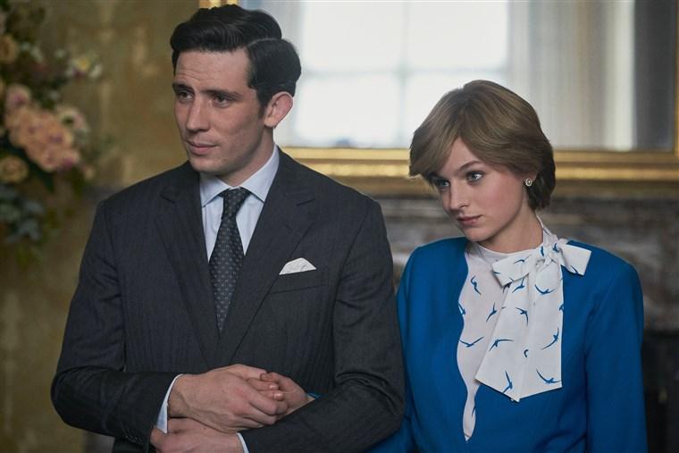 نارضایتی خانواده سلطنتی انگلیس از فصل چهارم سریال معروف