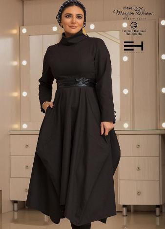 لیندا کیانی در آتلیه+عکس