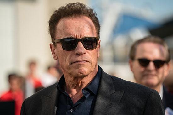 آرنولد برای سومین بار قلبش را عمل کرد